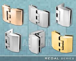 crl arch regal adjustable series frameless shower door hardware