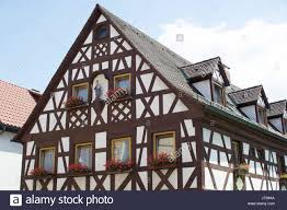tudor style house pictures cute bavarian tudor style houses germany stock photo royalty