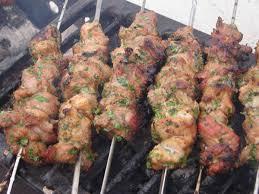 cuisine marocaine en brochettes de mouton recettes de viandes cuisine marocaine