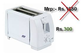 Toaster Price Live Again Arise 2 Slice Toaster Yt 2001 For Rs 450 Lowest Online