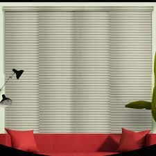 Trimming Vertical Blinds Chicology Sliding Panel Room Darkening Vertical Blind U0026 Reviews