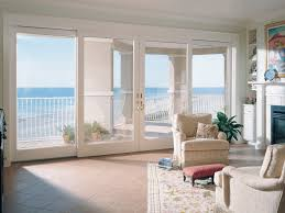 Sliding French Patio Doors With Screens Outswing French Patio Doors With Blinds Sliding Screens Hinged