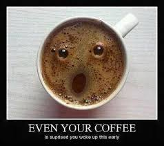 Coffee Cup Meme - the coffee cup gets surprised