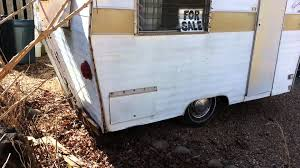 1968 shasta compact camping trailer for sale youtube