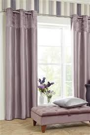 lilac bedroom curtains buy mauve ella eyelet curtains from the next uk online shop living