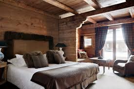 chambre montagne les fermes de hotel et spa de luxe à megeve