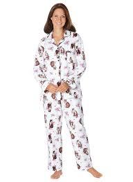 novelty flannel pajamas carolwrightgifts