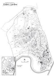 New York Botanical Garden Map by Australian National Botanic Gardens Anbg