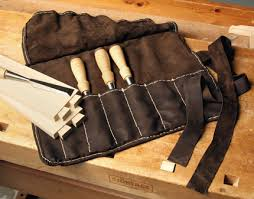Cowhide Pants Make Your Own Leather Chisel Roll Finewoodworking