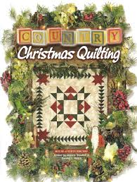 country quilted christmas stockings debbie mumm quick country