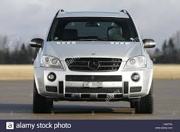 luxury mercedes sport gemballa mercedes ml 63 front view car outside front sport