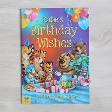 personalised birthday wishes book my 1st years