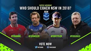 Nsw Blues Memes - fox league who should coach nsw blues in 2018 andrew facebook