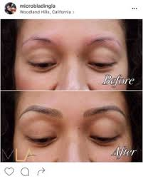 eyeliner tattoo cost eyebrow tattoos vs microblading my own experience w nadine s