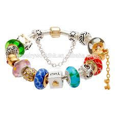 charm bead bangle bracelet images Charm bracelets wholesale charm suppliers alibaba jpg