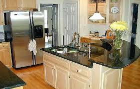 small kitchen with island design small kitchen design with island download image small kitchen island
