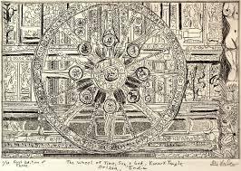 jerry di falco u0027the wheel of time sun and god at konark temple in