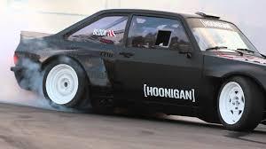 hoonigan mustang suspension ken block u0027s latest ride is a u002778 ford escort mk2 95 octane