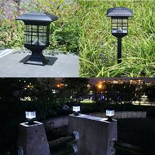 Solar Lamp Post Lights Outdoor by Outdoor Led Lamp Post Lighting U2013 Chicago