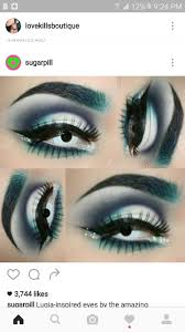 pretty halloween eye makeup 52 best halloween images on pinterest halloween stuff costumes