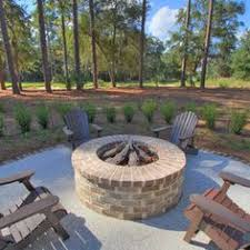Backyard Patios With Fire Pits by Creative Outdoor Landscaping Decor And Entertaining Ideas Fire