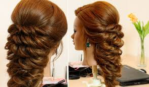 Easy Updo Hairstyles Step By Step by Beautiful Wedding Hairstyles For Long Hair Https Www Youtube Com