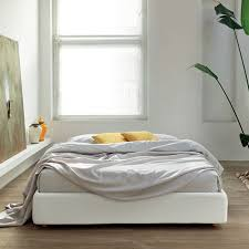 Headboards Bed Frames Fabric Bed Base Without Headboard Pertaining To No Frame Remodel