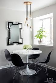 white dining table black chairs furniture fill your home with captivating docksta table for chic