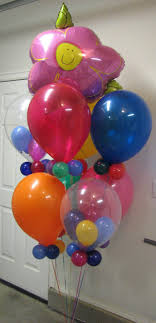 deliver ballons bouquets balloons helium balloondeliveries done in portland