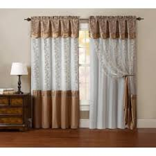 Double Panel Curtains 90 Inches Curtains U0026 Drapes Shop The Best Deals For Nov 2017