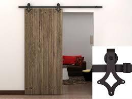 amazon com tms slidingdoorhardware oj tsq09 orb barn wood sliding