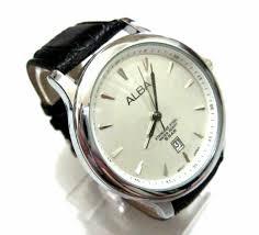 Jam Tangan Alba Putih model jam tangan pria alba original asli harga murah terbaru model