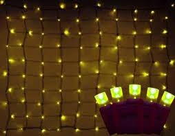 led net lights yard outlet