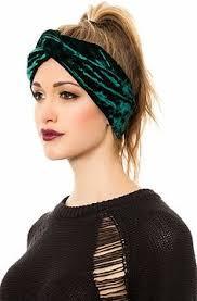 velvet headband navy velvet turban headband navy headband crushed by beauxoxo
