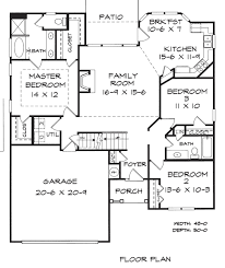 stovall b house plans home construction floor plans architectural