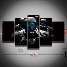 Star Wars Home Decorations by Compare Prices On Stormtrooper Painting Online Shopping Buy Low