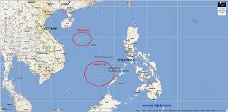 South China Sea On Map by South China Sea Turmoil U0027cold War U0027 Heats Up As Obama Declares To