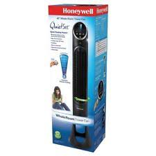 Honeywell Portable Comfort Control Honeywell Portable Fans With Remote Control Ebay