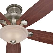 caged ceiling fan bronze with metal blades and safety cage