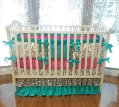 Dahlia Crib Bedding Dahlia Nursery Bedding