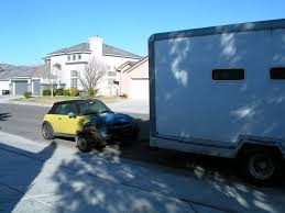 rv net open roads forum beginning rving class c towing mini cooper