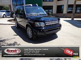 black land rover lr4 2013 mariana black metallic land rover lr4 hse 81870777