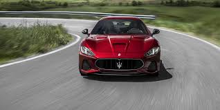 gran turismo maserati red 2018 maserati grancabrio granturismo fully revealed for goodwood
