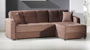 Sectional Sofa With Storage Vision Sec Rainbow Sectional Sofa Bed Storage In Truffle By Sunset