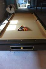 ebonite pool table 3 piece slate vintage pool table ebay