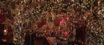 Rolfs Nyc Christmas The History Of Rolf U0027s Christmas Crowd Pleaser Town U0026 Village