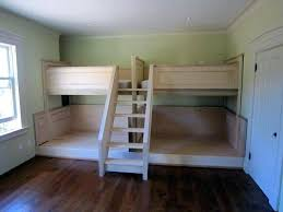 Four Bunk Bed Four Bunk Beds L Bunk Bed Free Bunk Bed Plans