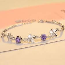 s day bracelet aliexpress buy 2018 rushed real women sale s925 sterling