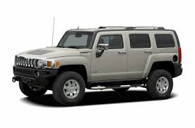 2007 hummer h3 suv new car test drive