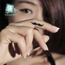 popular mustache finger stickers buy cheap mustache finger